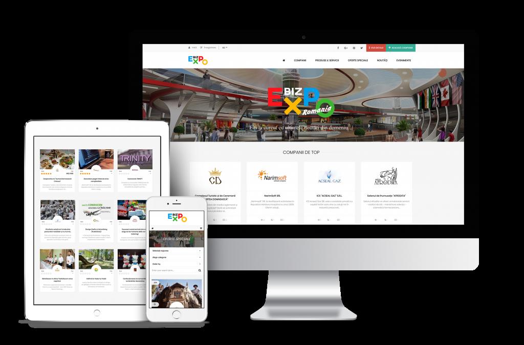 BizExpo.ro - Prima Expozitie online a Companiilor din Romania si Republica Moldova